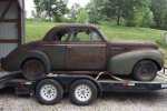1940 Coupe project