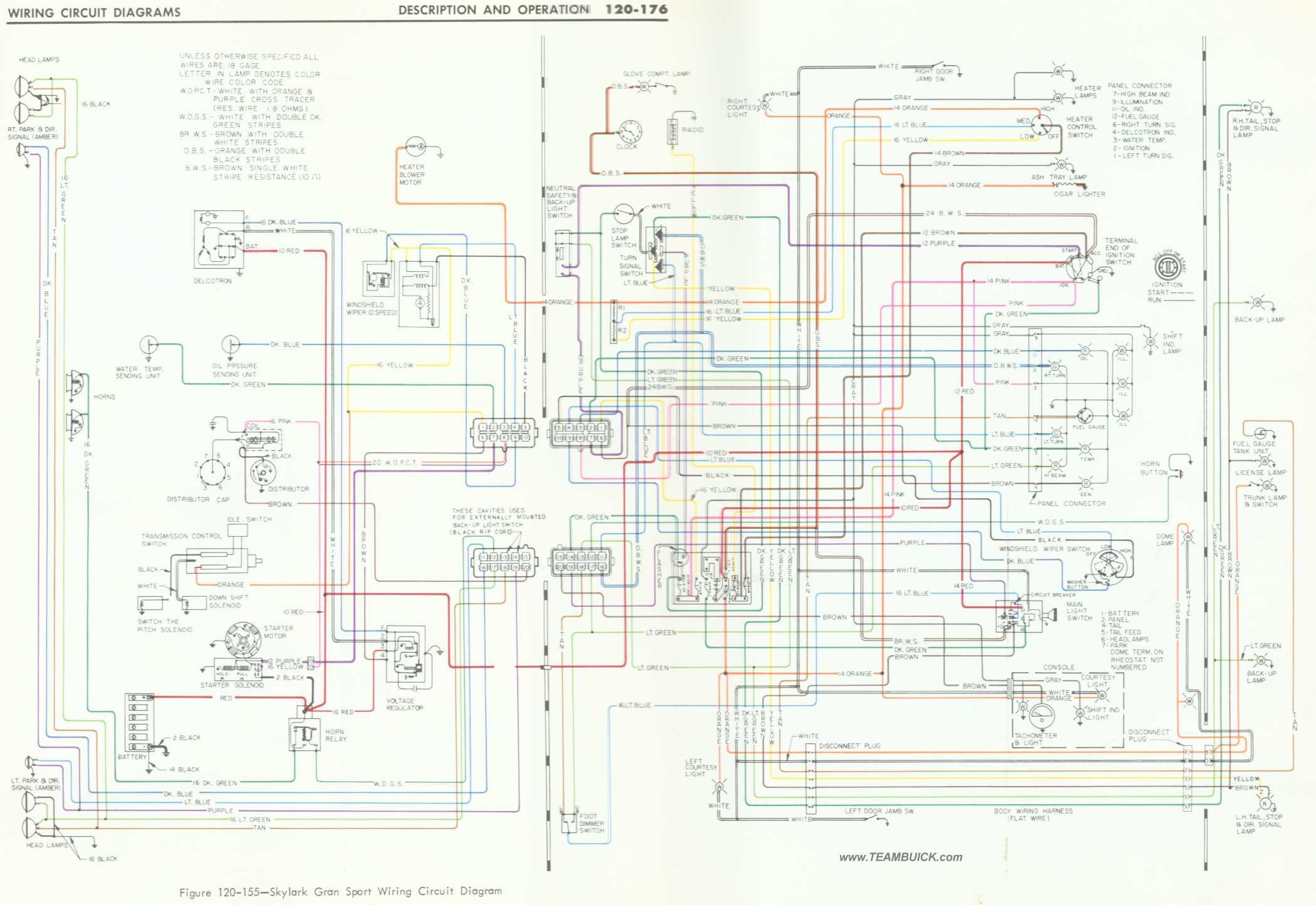 wiring diagram for skylark diagram for fuel wiring diagram 68 Buick 71 Buick